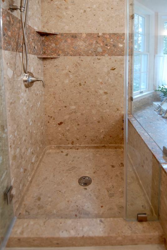 Verona Showers Groutless Bath Products - Verona Showers